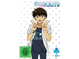 Magic Kaito 1412 Vol 3 Ep 13 18 2 DVDs