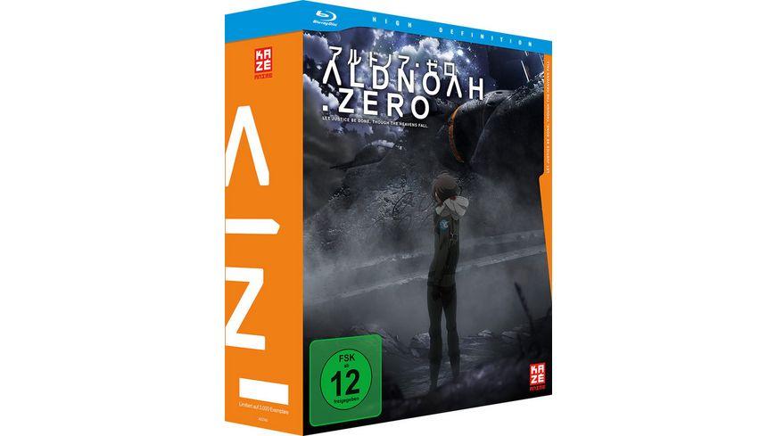 Aldnoah Zero 2 Staffel Blu ray 5 Sammelschuber