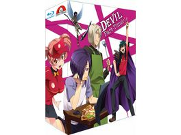 The Devil is a Part Timer Gesamtausgabe Blu ray Box 4 Discs