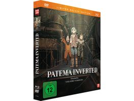 Patema Inverted Collector s Edition DVD LE
