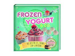 Frozen Yoghurt Co Die besten Eis Trends