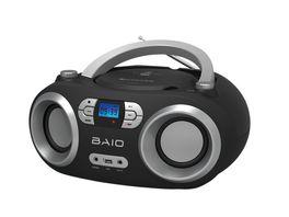 Radio Outmark CDBU 1801 BAIO Schwarz