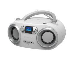 Radio Outmark CDBU 1801 BAIO Weiss