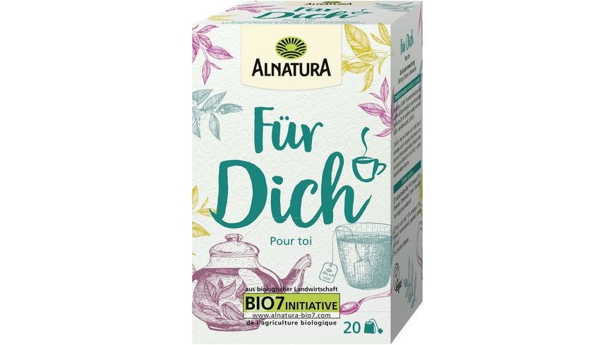 Alnatura Fuer Dich Tee