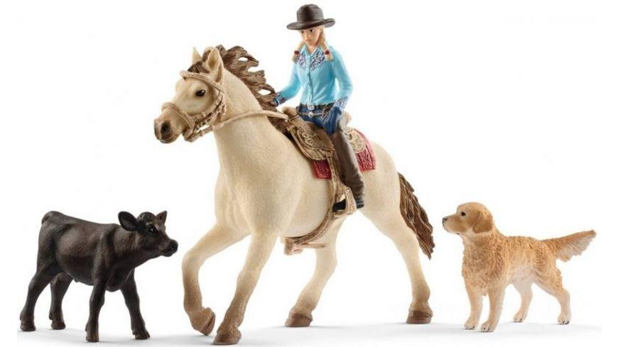 Schleich Horse Club Reitsets Westernreiten