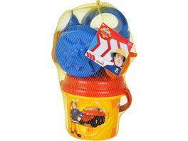 Simba 109256110 Feuerwehrmann Sam Baby Eimergarnitur