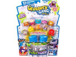 Simba 109291022 The Grossery Gang Sammelfiguren sortiert