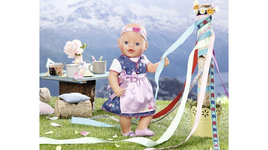 Zapf Creation BABY born Dirndl