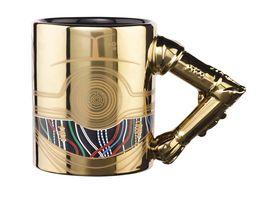 StarWars Tasse C3PO 3D Arm