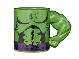 Marvel Tasse Incredible Hulk 3D Arm