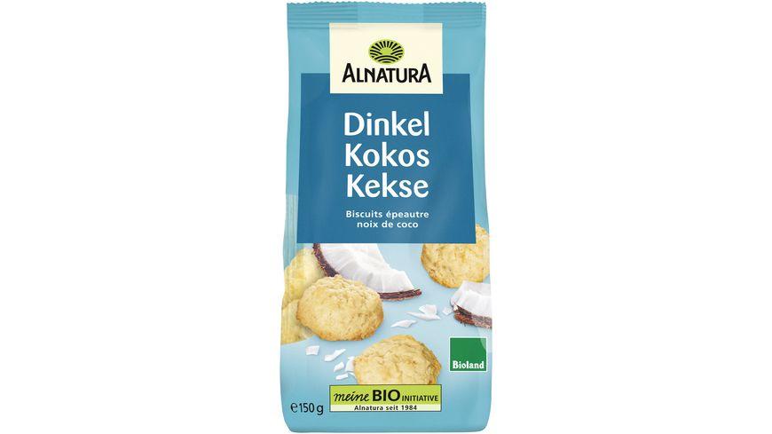 Alnatura Dinkel Kokos Kekse