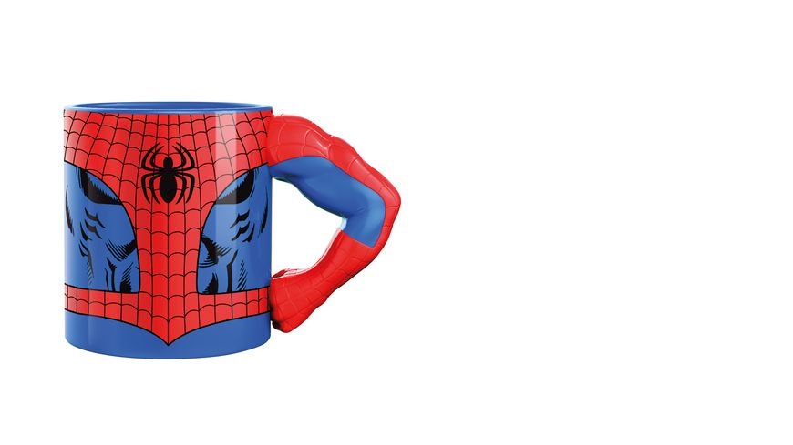 Marvel Tasse Spiderman 3D Arm