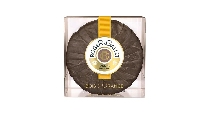 ROGER GALLET BOIS D ORANGE Seife