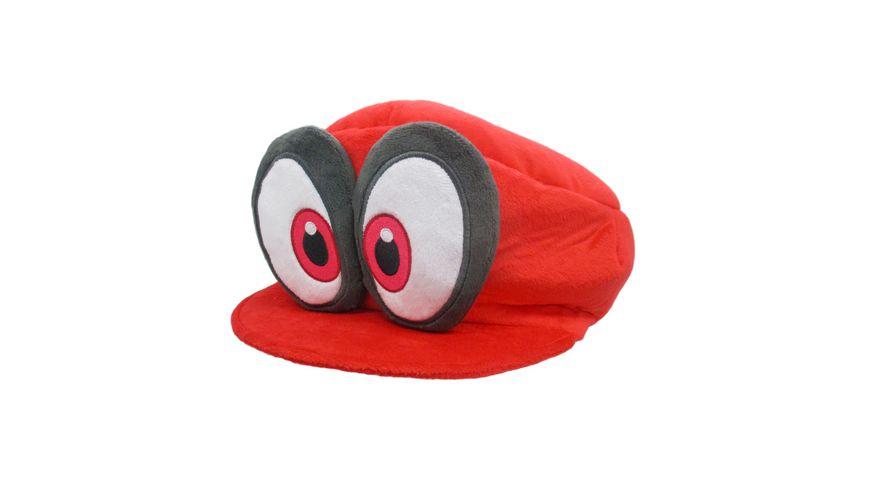 Nintendo Plüsch Mario's Cap (Cappy) Mario