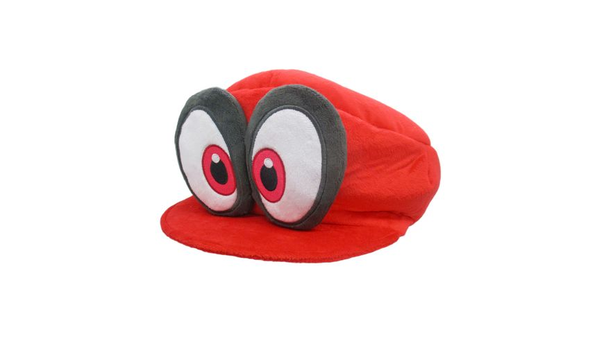 Nintendo Pluesch Mario s Cap Cappy Mario