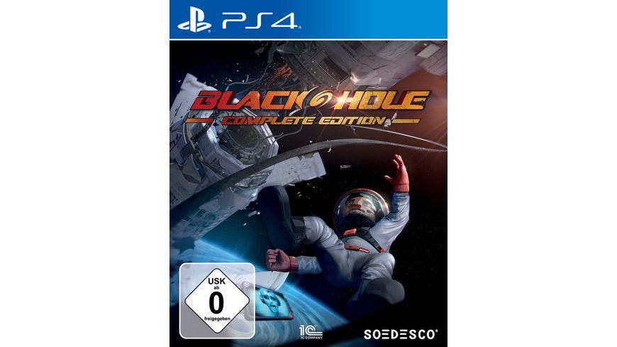 Blackhole Complete Edition