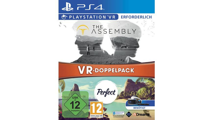 The Assembly Perfect VR VR Doppelpack