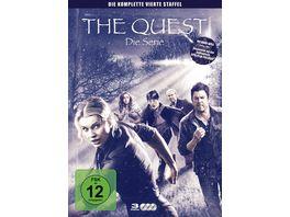 The Quest Die Serie Staffel 4 3 DVDs
