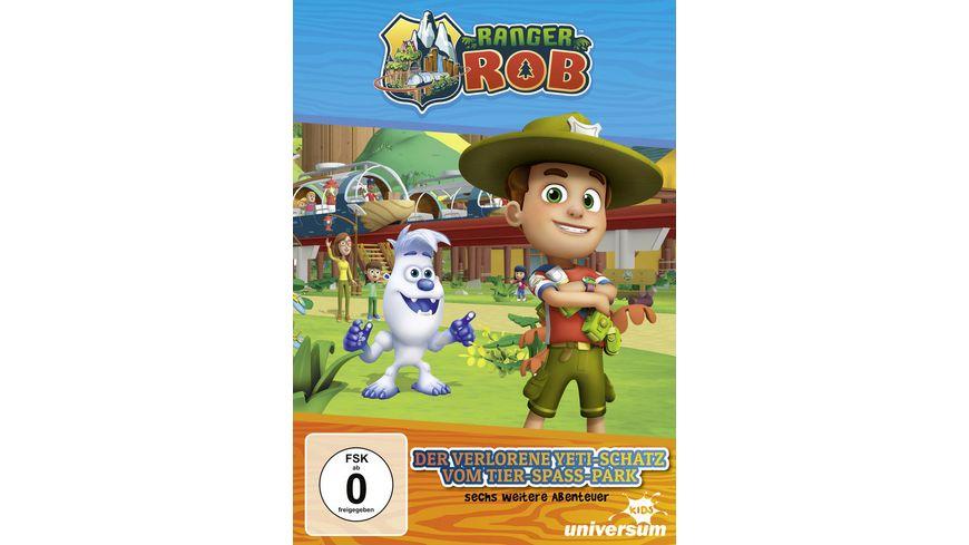 Ranger Rob DVD 1