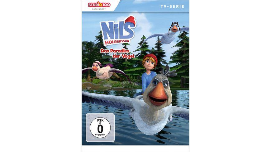 Nils Holgersson CGI DVD 5
