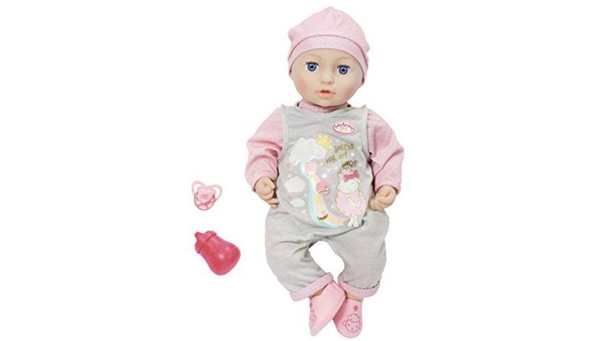 Zapf Creation Baby Annabell Mia So Soft 43 cm
