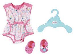 Zapf Creation Baby born Shorty Pyjama mit Clogs