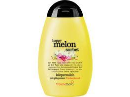 treaclemoon koerpermilch happy melon sorbet