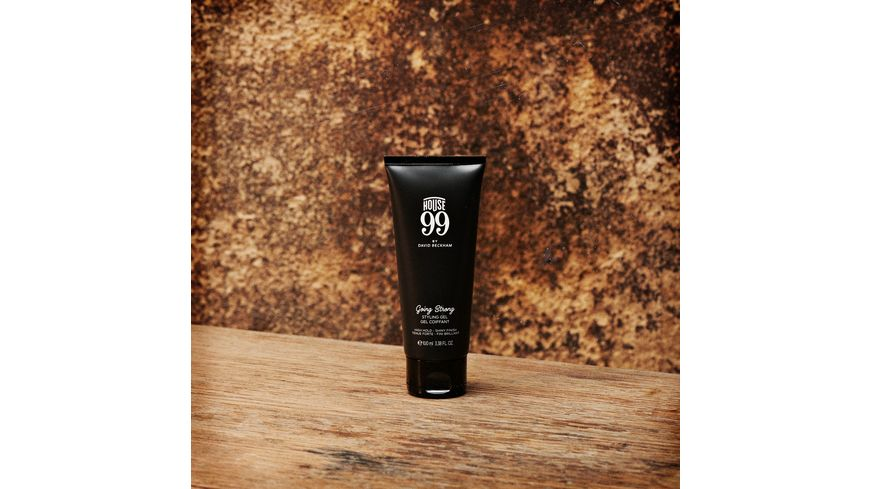 House 99 by DAVID BECKHAM Going Strong Styling Gel