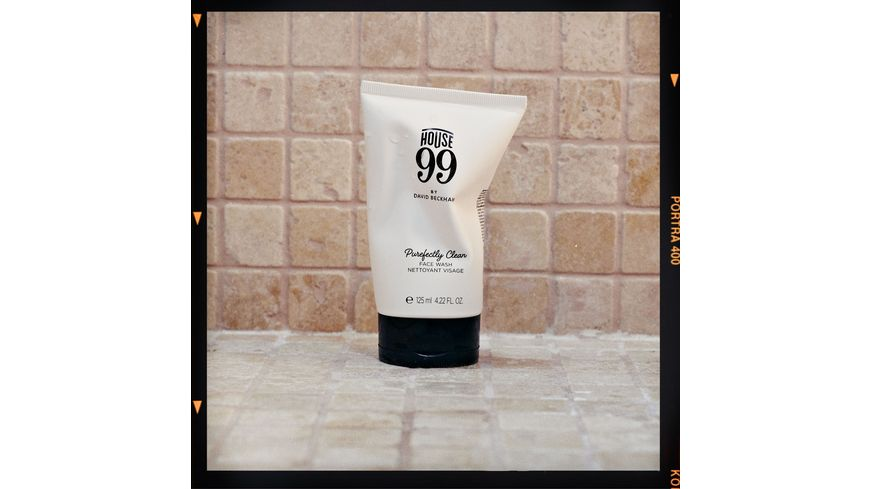 House 99 by DAVID BECKHAM Purefectly Clean Face Wash