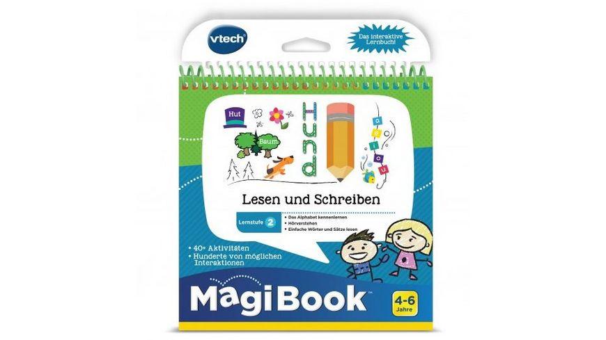 VTech MagiBook Lernstufe 2 Lesen und Schreiben