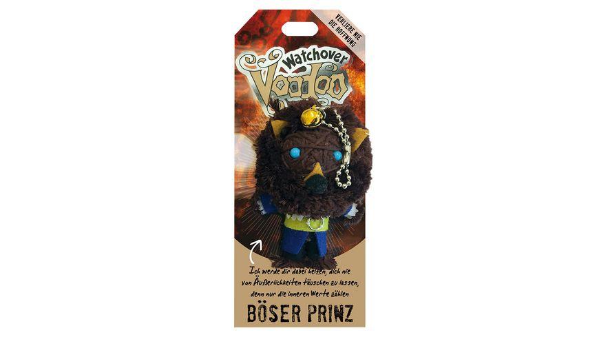 H H Voodoo Sammelpuppe Boeser Prinz