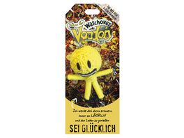 H H Voodoo Sammelpuppe Sei Gluecklich