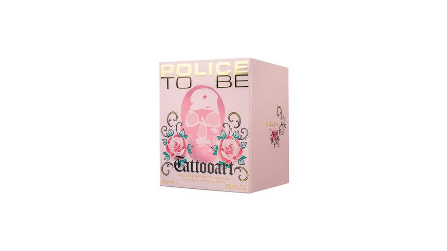 POLICE To Be Tattoo Art Eau de Parfum