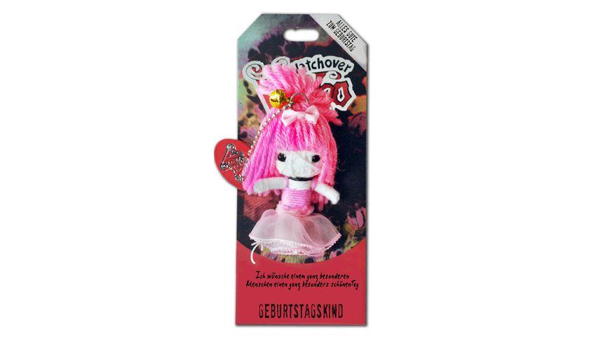 H H Voodoo Sammelpuppe Geburtstagskind