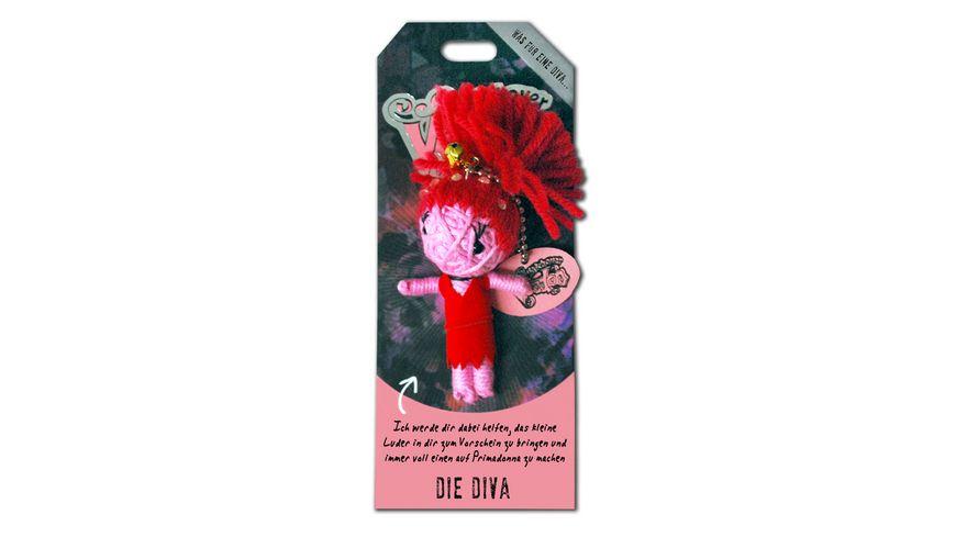 H H Voodoo Sammelpuppe Die Diva