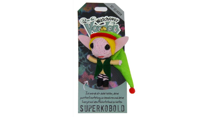 H H Voodoo Sammelpuppe Superkobold
