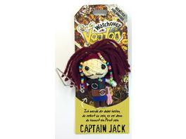 H H Voodoo Sammelpuppe Captain Jack