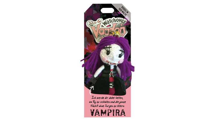 H H Voodoo Sammelpuppe Vampira