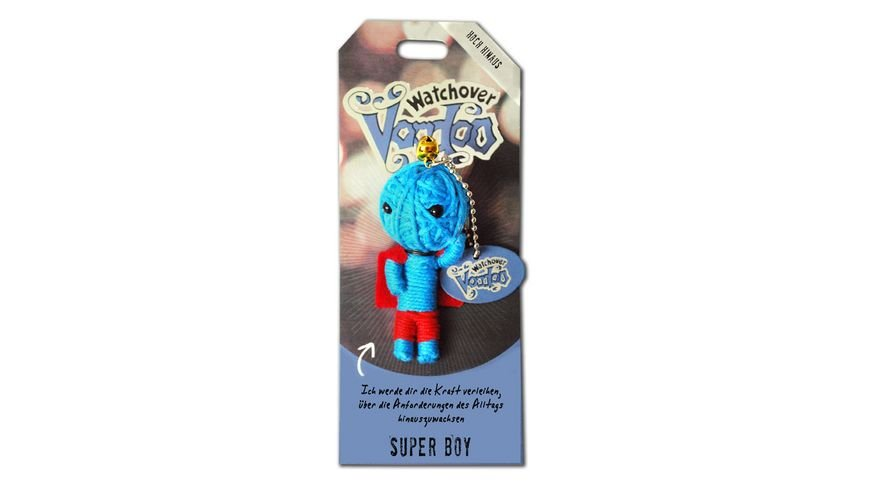 H H Voodoo Sammelpuppe Super Boy