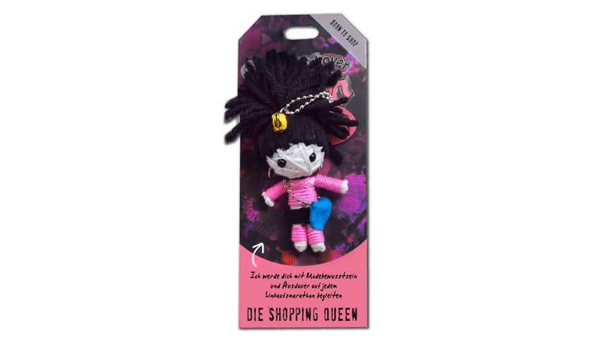 H H Voodoo Sammelpuppe Shopping Queen