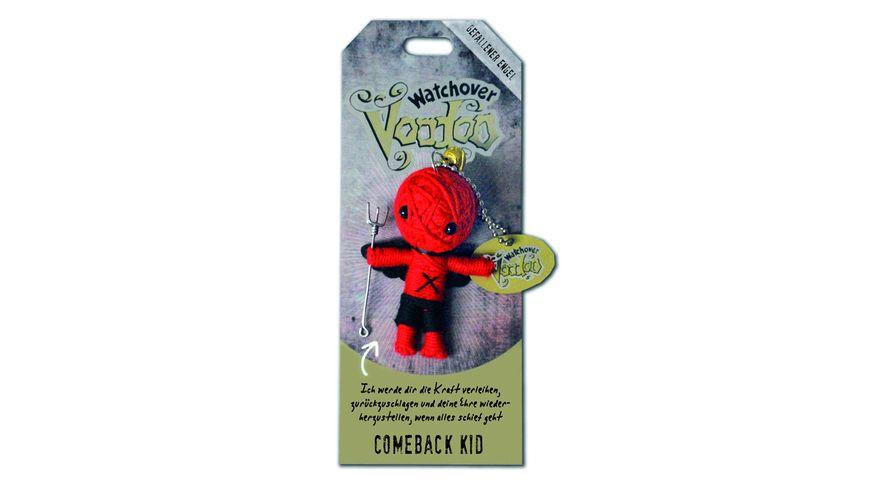 H H Voodoo Sammelpuppe Comeback Kid