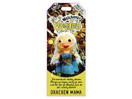 H H Voodoo Sammelpuppe Drachen Mama