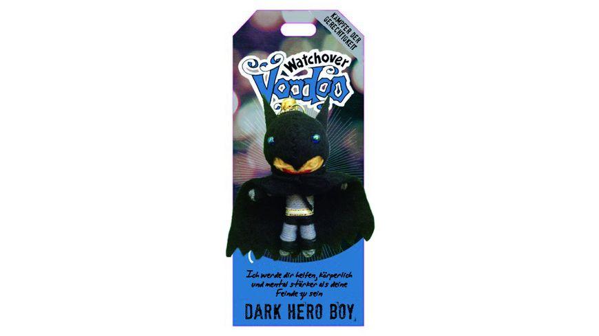 H H Voodoo Sammelpuppe Dark Hero Boy
