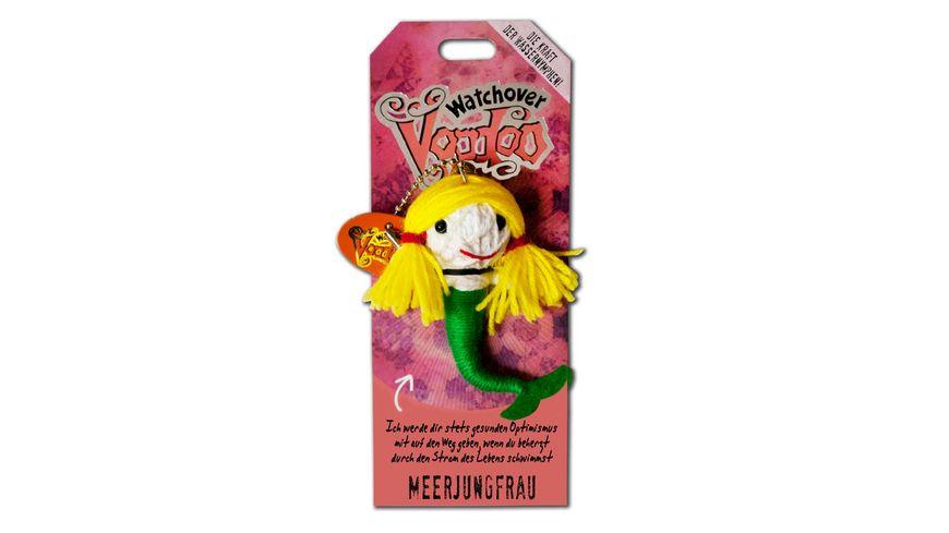 H H Voodoo Sammelpuppe Meerjungfrau