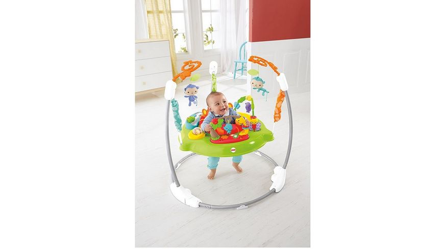 Fisher Price Spielspass Rainforest Jumperoo