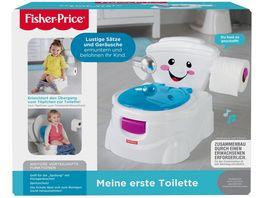Fisher Price Meine erste Toilette Toepfchen mit Musik Toilettentrainer Kinder WC