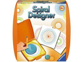 Ravensburger Beschaeftigung Mandala Designer Spiral Bilder fuer unterwegs orange