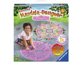 Ravensburger Beschaeftigung Mandala Designer Princess Outdoor Malset