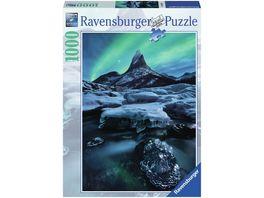 Ravensburger Puzzle Stetind in Nord Norwegen 1000 Teile