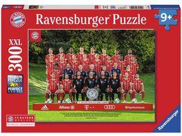 Ravensburger Puzzle FC Bayern 17 18 J H 300 XXL Teile